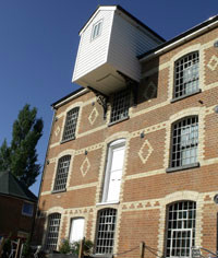 THE LUCAM Swilland Mill Luxury Accommodation, Nr Woodbridge